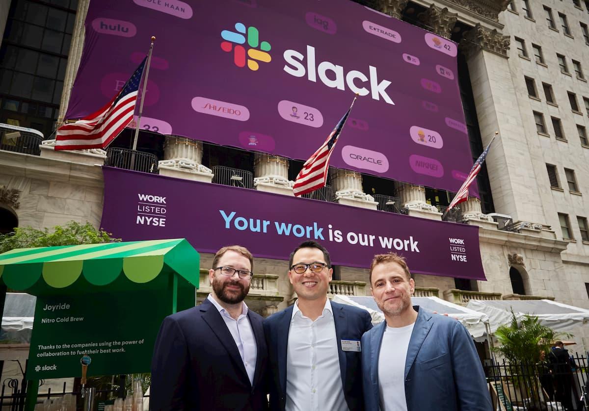 SpotifyとSlackが直接上場の妥当性を確実にした