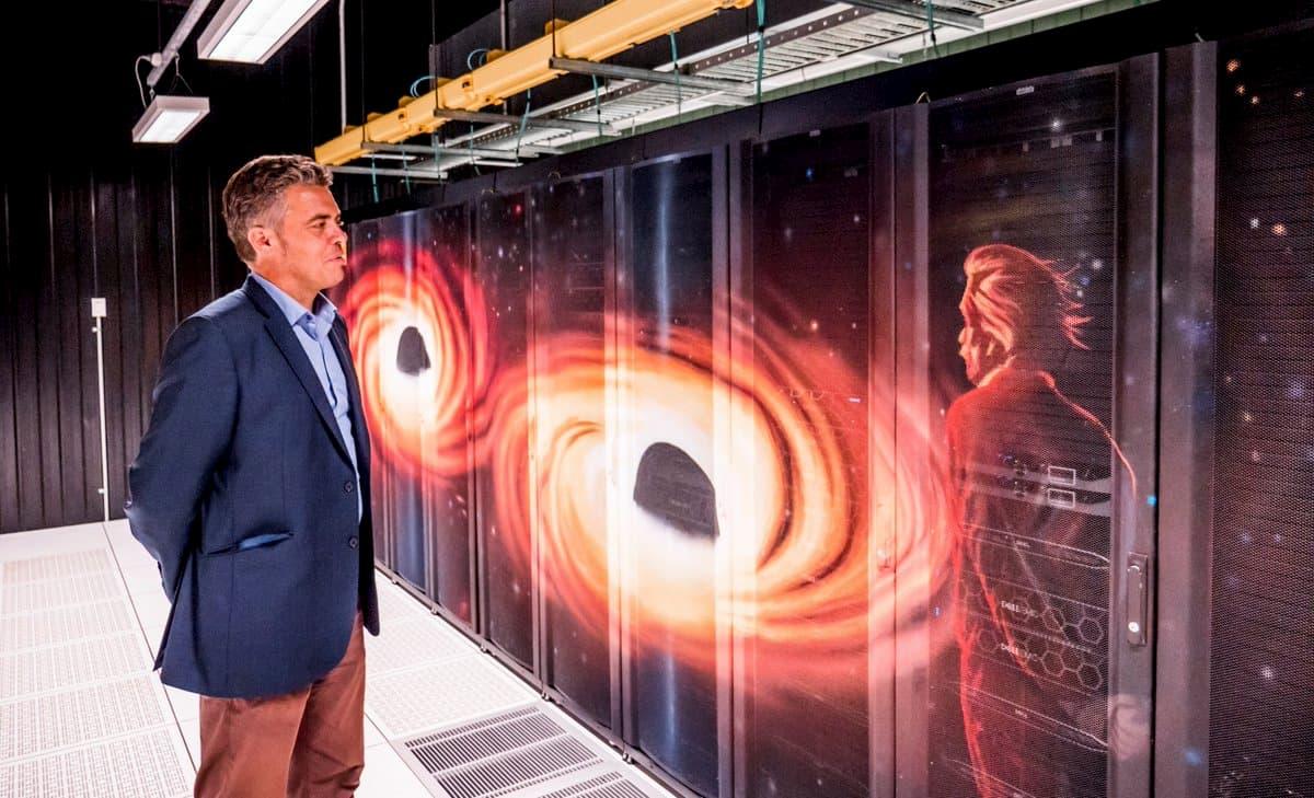 天文学者は、スパコンで平均より40%多くCO2を排出する