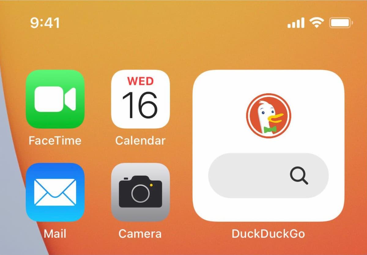 プライバシー配慮の検索とブラウザ DuckDuckGo とは