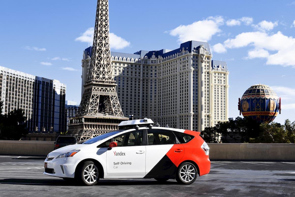 YandexとUber、1億5000万ドル出資で自動運転ベンチャーをスピンアウト