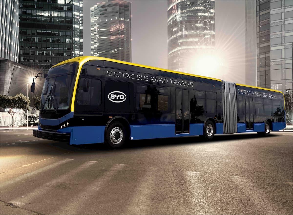 中国が計画する電動、自律、共有された自動車産業