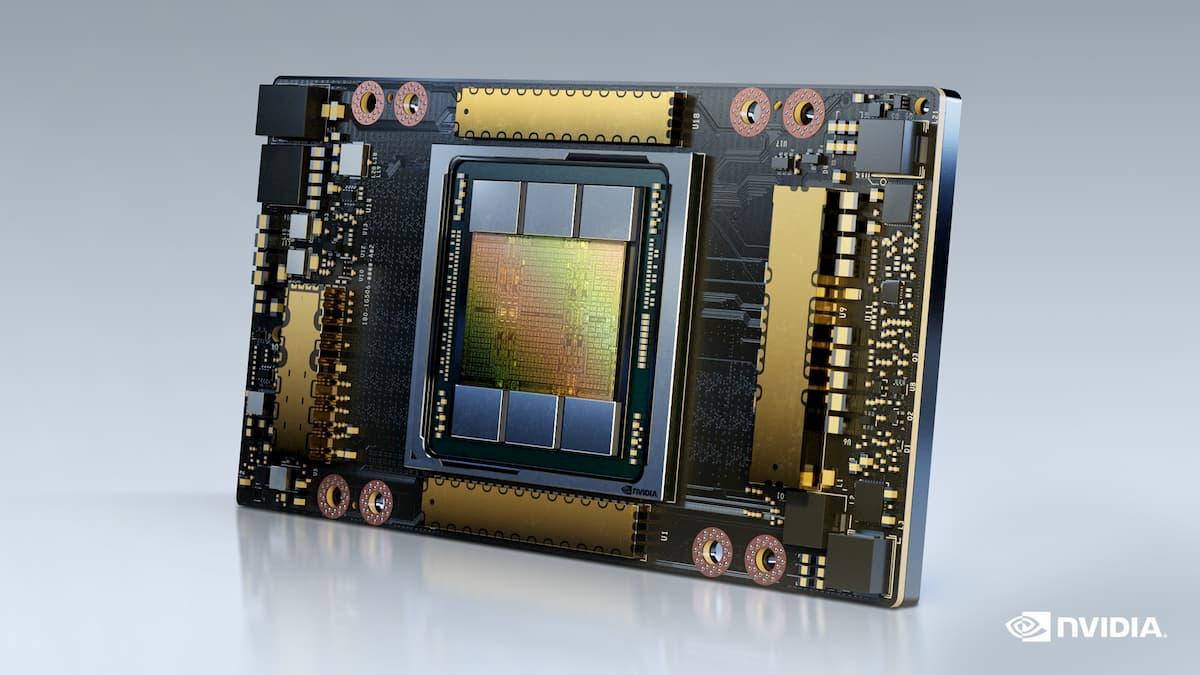 Nvidia, A100 80GB GPUを発表