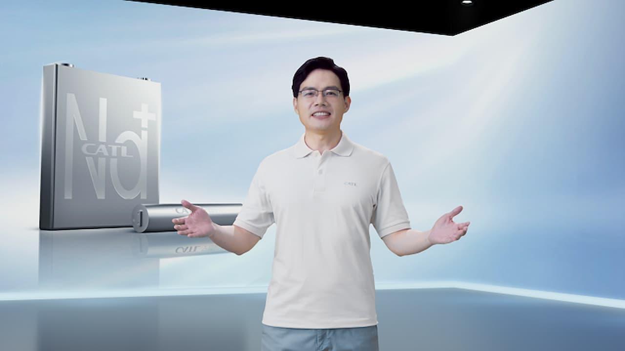 CATLリサーチ・インスティテュート副所長のDr. Qisen Huang